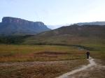 1° dia de trekking