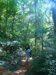 Na trilha