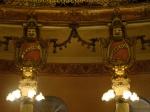 Dentro do Teatro Amazonas