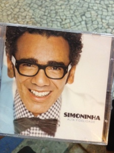Novo CD Simoninha