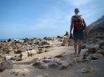 A caminho da Pedra Furada