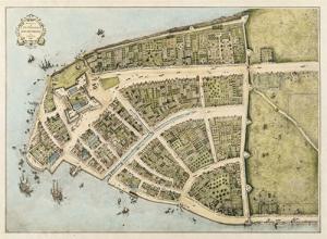 New Amsterdam em 1660