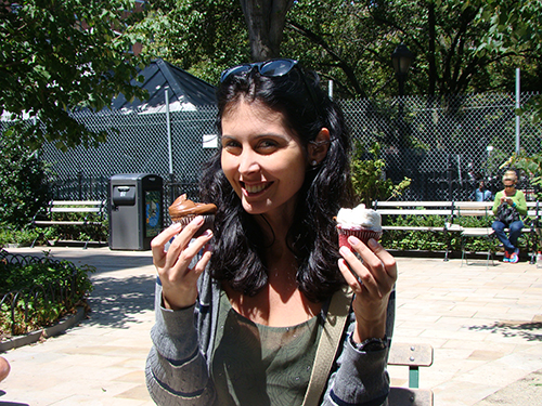 Cupcakes da Magnolia Bakery