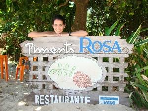 Pimenta Rosa - 4ª Praia