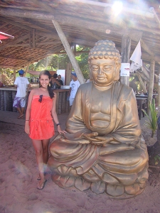 Buda Beach - Taipu de Fora