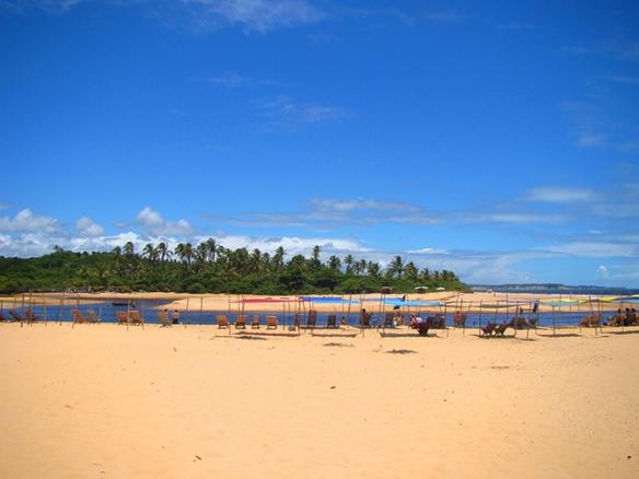 Visão do paraíso - Caraíva