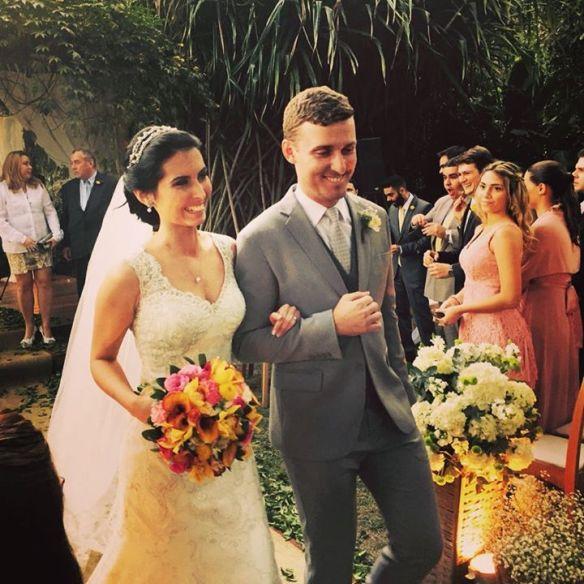 O Casamento!