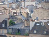 vista telhado